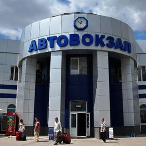 Автовокзалы Красноармейской