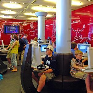 Интернет-кафе Красноармейской