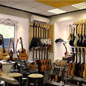 Музыкальные магазины Красноармейской