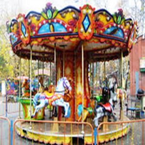 Парки культуры и отдыха Красноармейской