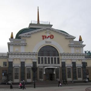 Железнодорожные вокзалы Красноармейской